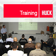 Huck Training - Staff trained to market