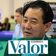 M.Shimizu at ABC - Metter in Valor Econômico Newspaper