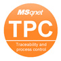 Traceability system MSqnet TPC
